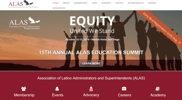 Join Levered at ALAS's Education Summit this October